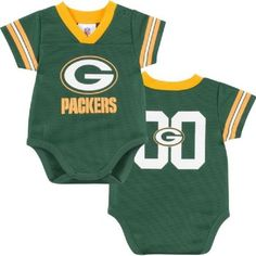 08981f76a Packers Baby Dazzle Bodysuit Packers Baby