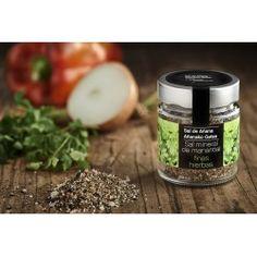 Sal Mineral de Manatial con Finas Hierbas 180 gr Sales, Gourmet, Herbs, Minerals