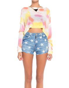 Sherbet Crop Sweater