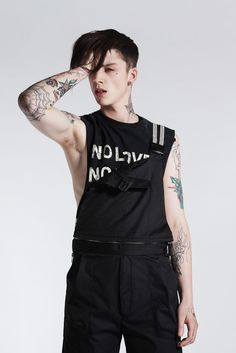 Ash Stymest by Mark Rabadan [ fave models | 1000+ notes | facebook | twitter ]