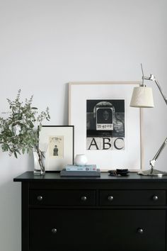 Art director Amber Hampton's Chicago home