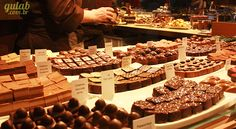 Gulab » Paris: 19º Salon du Chocolat