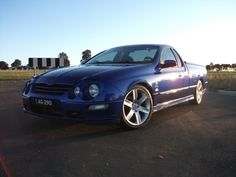 Ford AU3 XR8 Ute - Australian Ford Forums - Nice Ute now SOLD for $15,000.