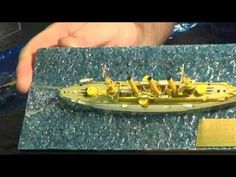 Basic Water bases for ship models by Sean Fallesen Water Effect, Modeling Techniques, Model Ships, Model Building, Model Trains, Water Features, Scale Models, Boats, Hobbies