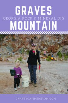 Rock & Mineral Hunt at Graves Mountain, GA with VIDEOS #rockhound #minerals Gem Hunt, Rock Tumbling, Rock Hunting, Roadside Attractions, New Adventures, Rocks And Minerals, Fossils, The Places Youll Go, Rock Candy