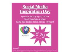 Social Media Inspiration Day Poster on Check This http://checkthis.com/fmmb
