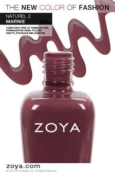 Zoya Nail Polish in Marnie - Zoya Transitional Naturel Deux (2) Collection