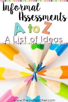 If you're bored with the same informal assessments such as the ticket out the…