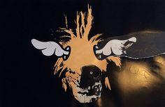 D*FACE - A HOLE DEAD - MINISTRY OF WALLS http://www.widewalls.ch/artwork/dface/a-hole-dead/
