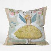 Found it at AllModern - Cori Dantini Make A Little Memory Woven Polyester Throw Pillow