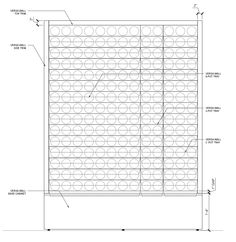 CAD + Specifications » GSky Plant Systems, Inc. - The leading provider of Green Walls in North America