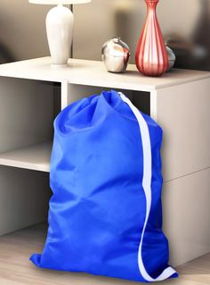Yaelodesign Laundry Bags are made of a premium heavy duty 420D polyester. It is big enough to carry all of yours and your family/s laundry http://www.amazon.com/gp/product/B00TOF1DHG