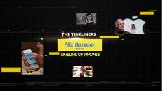 Timeline Of Phone Evolution | The Timeliners
