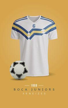 Boca Juniors Soccer T-Shirts / Printable / Wall Art / Poster / Decor Sports Shirts, Soccer, Printables, Football, Hoodies, Mens Tops, T Shirt, Shopping, Football Shirts