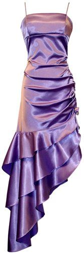 Ruched Ruffle Satin Prom Gown Holiday Party Cocktail Dress Bridesmaid $49.99