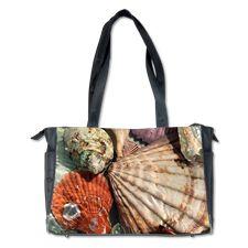 Seashells Diaper Bag