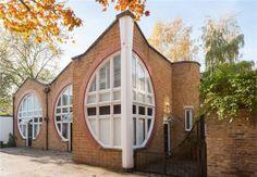 Unusual home in Islington