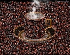 boisson cafe the ect - Page 8 Mud Coffee, I Love Coffee, Coffee Art, Coffee Shop, Coffee With Friends, Coffee Business, Coffee Painting, Coffee Quotes, Stone Painting