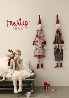 Maileg Fall Winter 2014 Collection