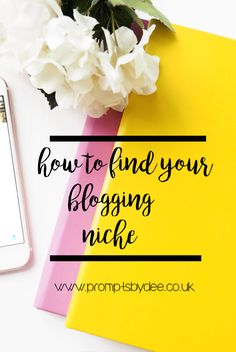 Are you a new blogger or just a little confused about where you want your blog to go? Maybe you just need to find your niche!