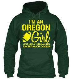 Oregon/California girl