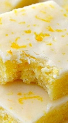 Fudgy Lemon Brownies | These Glazed Fudgy Lemon Brownies are incredible! Soft, chewy, moist, fudgy and packed with fresh lemon flavor!