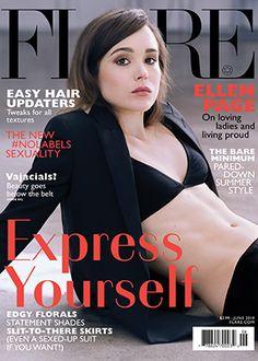 Flare Magazine June 2014
