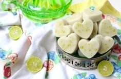Gut Healing Key Lime Bites - Real Food, Paleo, Clean Eating