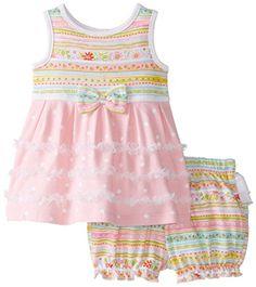 Baby Girl Newborn, Baby Girls, Dress Set, Dena, Easter Dress, Knit Dress, 6 Months, Polka Dots, Summer Dresses
