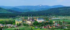 Kloster / Abtei Grüssau in Landeshut (Kamienna Góra-Krzeszów) südöstlich von Hirschberg (Jelenia Góra)   #Schlesien #Silesia #GJRsight