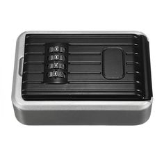 [US$23.99] 4 Digit Safe Security Key Storage Box Wall Mounted Combination Lock #  sc 1 st  Pinterest & Lockable Storage Box Secure Key Cabinet Wall Mounted Home Car Key ...