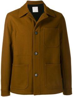 Sandro Worker Slim Fit Jacket In Camel Seventies Fashion, Slim Fit Jackets, Sandro, Size Clothing, Wool Blend, Cashmere, Women Wear, Men Sweater, Mens Fashion