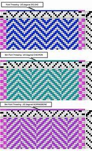 118 best 4 shaft weaving drafts images on Pinterest ...