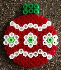 Bilderesultat for hama beads christmas decorations