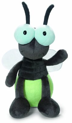 NICI 15cm Glowing Ringo Firefly Dangling with Glow-In-The-Dark-Effects: Amazon.fr: Jeux et Jouets