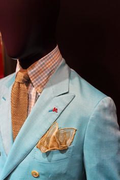 theimpeccablydressedmrbwooster:  treviorum:  Isaia Napoli.  http://theimpeccablydressedmrbwooster.tumblr.com/