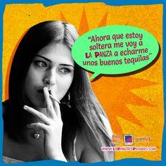 No hay mal que dure dos tequilas... #LaPanzaesPrimero #CocinaMexMex #ComeComoenMéxico www.lapanzaesprimero.com