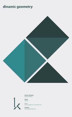 dinamic geometry design by kallvner