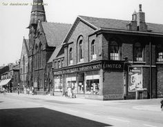 Stockport Road The Shops Manchester Uk, Salford, Family History, 19th Century, The Past, British, England, Memories, City