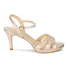 Sandale Marian ROMA Doré Shoes, Fashion, Sandals, Projects, Bag, Weddings, Fashion Styles, Hochzeit, Moda