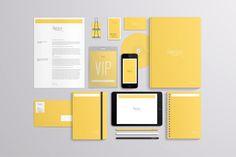 Craftelie - Brand Identity by Adam Jankowski, via Behance