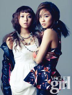 miss A in Vogue Girl Korea November 2012 Kpop Girl Groups, Kpop Girls, Vogue Fashion, Fashion Models, Korean Fashion Kpop, Girl Korea, Girl Inspiration, K Idol, Girl Bands