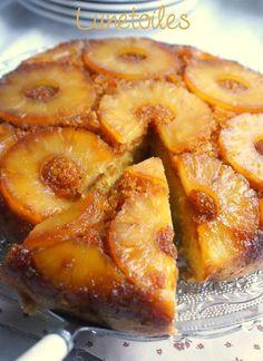 gâteau a l'ananas moelleux et facile - Amour de cuisine