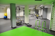 Funktionelles Training in der ersten Hotel #Functional Fitnesshalle in #Südtirol Juni, Fitness, Gym Equipment, Recovery, Workout Equipment