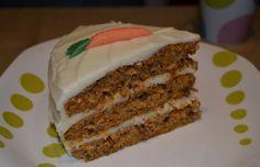 Receta Torta De zanahoria  de Tana'tomanelli Rivero