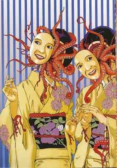 Shintaro Kago - via UfunK