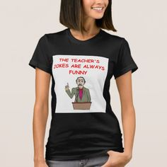 education joke T-Shirt