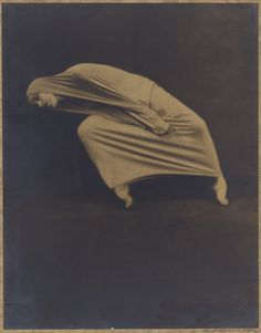 """Lamentation"", 1930, by Martha Graham"