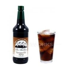 Fee Brothers Sarsaparilla Soda Mix - 32 oz