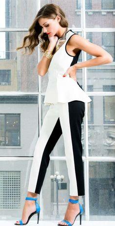 Olivia Palermo, estilosa aunque no me gusta como ha combinado los complementos